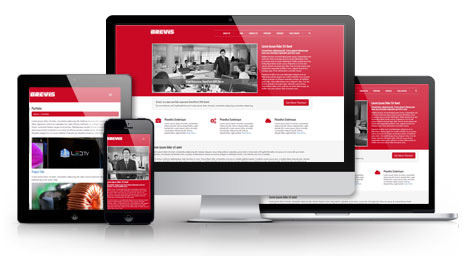 Brevis Theme for SharePoint