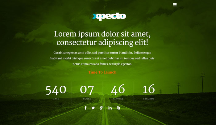 xpecto Theme for SharePoint